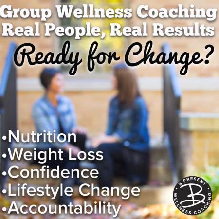 Group Wellness Coaching